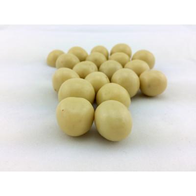 Noisettes chocolat blanc à l'érable