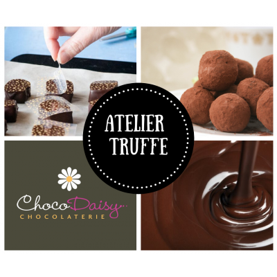 Atelier de confection de Truffe