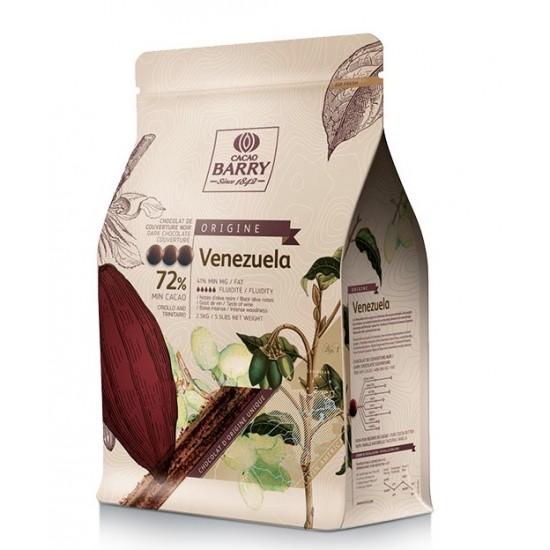 Pistoles Chocolat Venezuela 72%